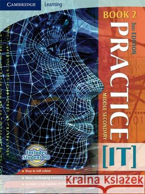 Practice IT Book 2 with CD-ROM Greg Bowden Kerryn Maguire 9780521711029