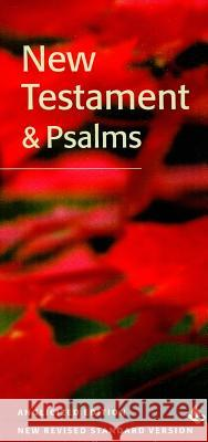 NRSV New Testament and Psalms, NR010:NP   9780521759731