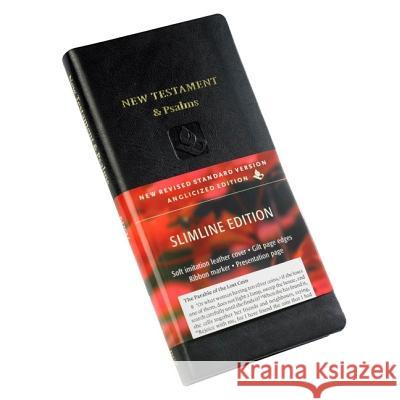 Slimline New Testament and Psalms-NRSV-Anglicized Baker Publishing Group 9780521759779