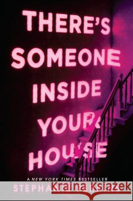 There's Someone Inside Your House Stephanie Perkins 9780525426011