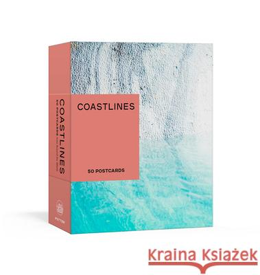 Coastlines: 50 Postcards from Around the World Emily Nathan 9780525575511