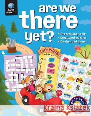 Are We There Yet?: Awty Rand McNally 9780528013409