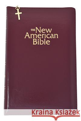 Gift and Award Bible-NABRE-Zipper Deluxe World Catholic Press 9780529061904