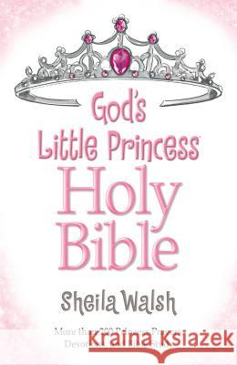 God's Little Princess Bible-NKJV Sheila Walsh 9780529109002