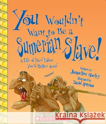You Wouldn't Want to Be a Sumerian Slave!: A Life of Hard Labor You'd Rather Avoid Jacqueline Morley David Antram David Salariya 9780531189214