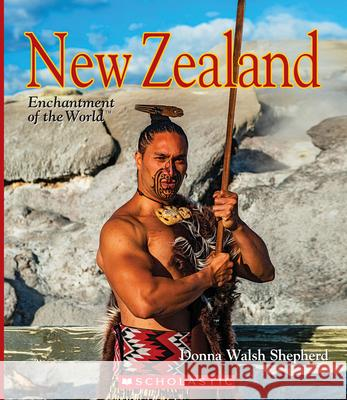 New Zealand Donna Wals Donna Walsh Shepherd 9780531232965