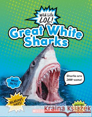 Great White Sharks Hilary Auss 9780531234907