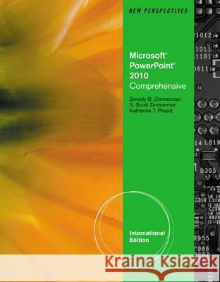 New Perspectives on Microsoft Office PowerPoint 2010.  9780538470513