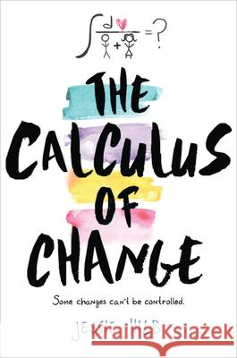 The Calculus of Change Jessie Hilb 9780544953338