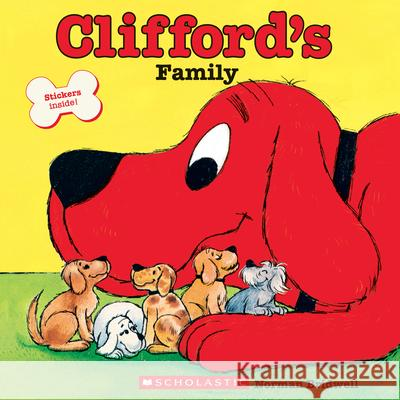 Clifford's Family Norman Bridwell 9780545215855