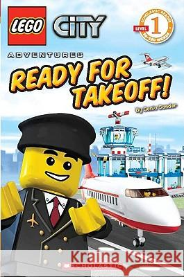Lego City: Ready for Takeoff! (Level 1)  9780545219860