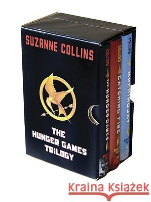 The Hunger Games Trilogy Boxset Suzanne Collins 9780545265355