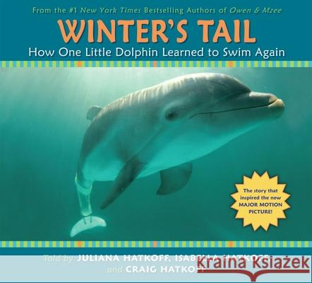 How One Little Dolphin Learned to Swim Again (Winter's Tail): How One Little Dolphin Learned to Swim Again Craig Hatkoff Juliana Hatkoff Isabella Hatkoff 9780545348300