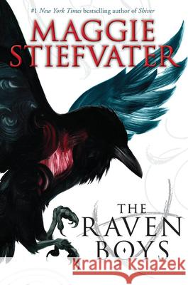 The Raven Boys (the Raven Cycle, Book 1) Inc. Scholastic Maggie Stiefvater 9780545424929