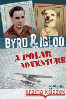 Byrd & Igloo: A Polar Adventure Samantha Seiple 9780545562768 Scholastic Press