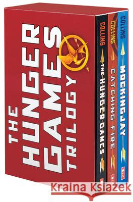 The Hunger Games Trilogy Suzanne Collins 9780545670319