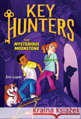 The Mysterious Moonstone Eric Luper 9780545822046