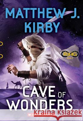Cave of Wonders (Infinity Ring, Book 5) Matthew J. Kirby 9780545901208