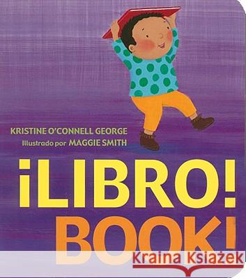 ?Libro! / Book! Kristine O'Connell George 9780547154060