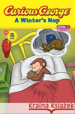 Curious George: A Winter's Nap H. A. Rey 9780547235905