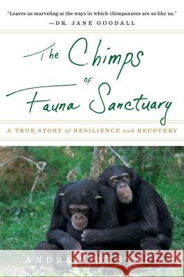 The Chimps of Fauna Sanctuary: A True Story of Resilience and Recovery Andrew Westoll 9780547737386