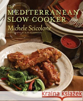The Mediterranean Slow Cooker Michele Scicolone 9780547744452