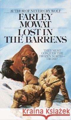 Lost in the Barrens Farley Mowat 9780553275254