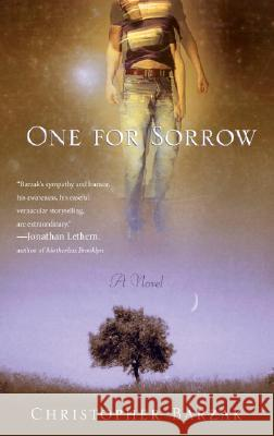 One for Sorrow Christopher Barzak 9780553384369