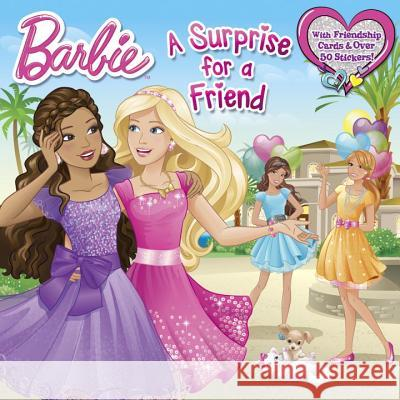 A Surprise for a Friend (Barbie) Mary Man-Kong 9780553509427