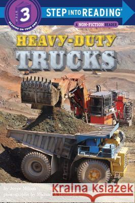 Heavy-Duty Trucks Joyce Milton Michael J. Doolittle 9780553512403