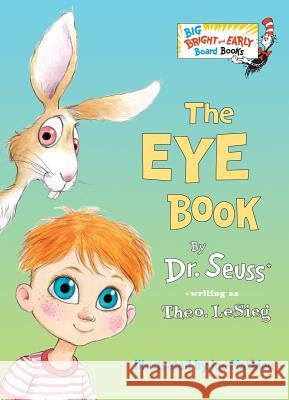The Eye Book Dr Seuss 9780553536317