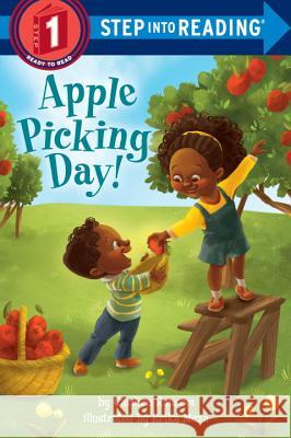 Apple Picking Day! Candice F. Ransom Erika Meza 9780553538588