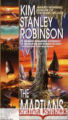 The Martians Kim Stanley Robinson 9780553574012