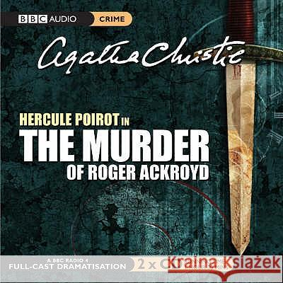 The Murder of Roger Ackroyd Agatha Christie 9780563510017