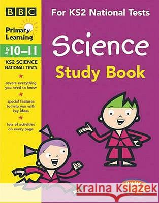 KS2 Revisewise Science Study Book   9780563515579