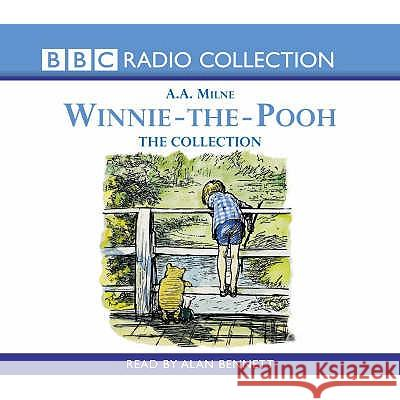Winnie The Pooh - The Collection A A Milne 9780563528302 0