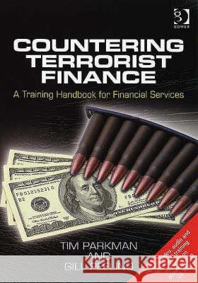 Coutering Terrorist Finance  9780566087257
