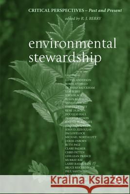 Environmental Stewardship Rj