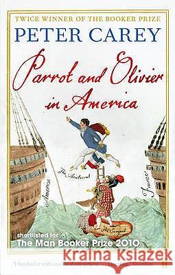 Parrot and Olivier in America  9780571253326