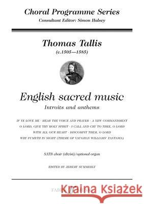 English Sacred Music: Satb Alfred Publishing                        Thomas Tallis 9780571522996