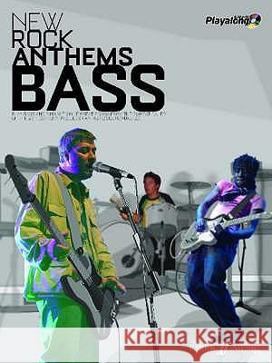 NEW ROCK ANTHEMS DRUMS WITH CD  9780571525249