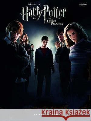 Harry Potter and the Order of the Phoenix Nick Cooper 9780571530687
