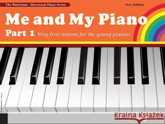 Me and My Piano, Part 1 Fanny Waterman 9780571532001 0