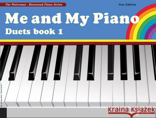 Me and My Piano Duets, Book 1 Fanny Waterman 9780571532032 0