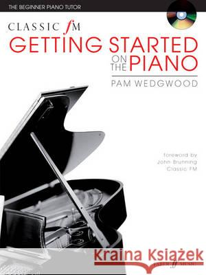Getting Started on the Piano  Wedgwood, Pam 9780571534777