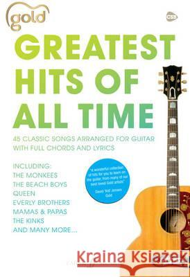 Gold: Greatest Hit of All Time: Chord Songbook  9780571534869