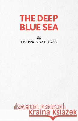Deep Blue Sea Terence Rattigan 9780573010989