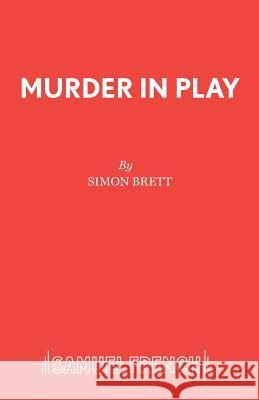 Murder in Play Simon Brett 9780573018404 0