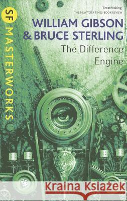 The Difference Engine Gibson, William|||Sterling, Bruce 9780575099401