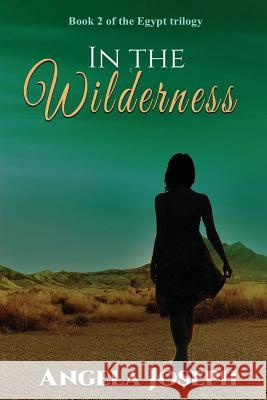 In The Wilderness: Book 2 of the Egypt trilogy Angela Joseph 9780578525921